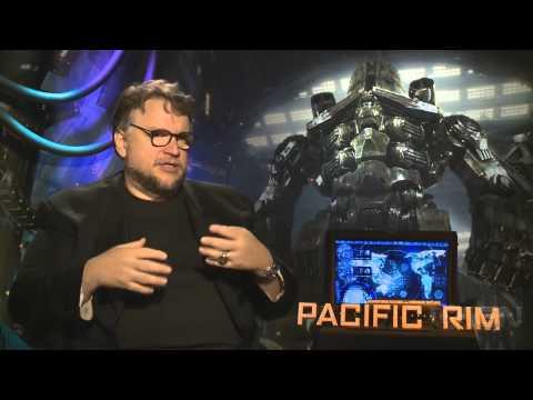 Pacific Rim - Guillermo Del Toro On The Video Game & Sequel