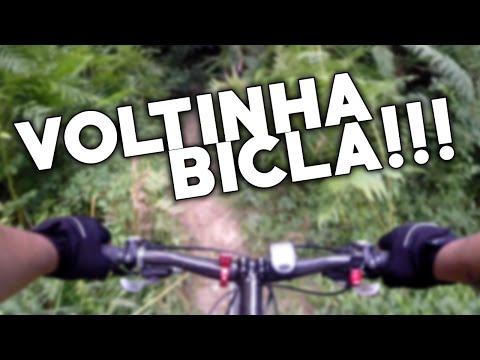 VOLTINHA EM BICLA l VIDEO RANDOM DE PROVA ;)