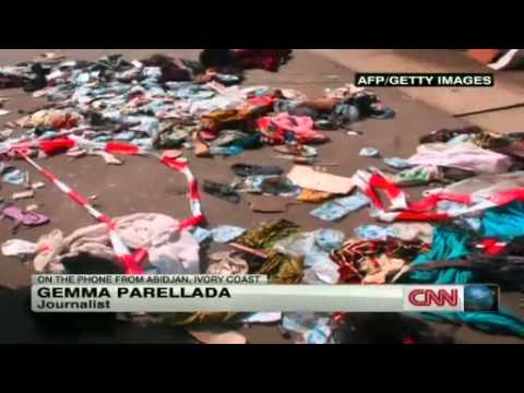 Ivory Coast mourns 60 killed in New Year's stampede