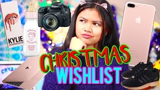 Christmas Wishlist 2016! |Teen Gift Guide | CHRISTMAS WISH LIST