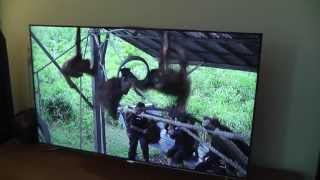 samsung UE46F8000 Led tv unboxing