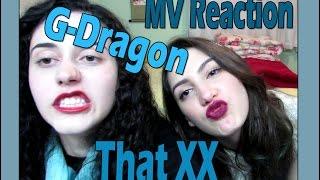 MV Reaction G DRAGON That XX PT BR