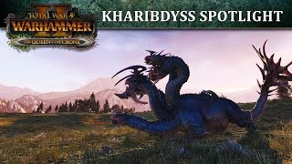 Total War: WARHAMMER 2 - Queen and the Crone -The Kharibdyss