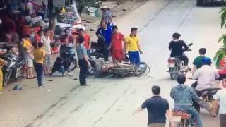 Tai nạn giao thông [[Lỗi do người đi bộ hay do người lái xe]]