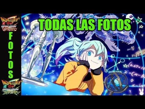 Inazuma Eleven Go Chrono Stones: Todas las fotos del juego (100 fotos)