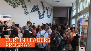 Explore the Curtin Leaders Program!