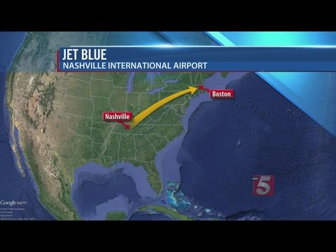 JetBlue To Return To Nashville International Airport