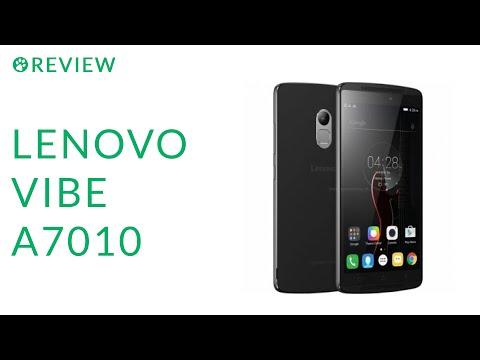 Unboxing do Lenovo Vibe