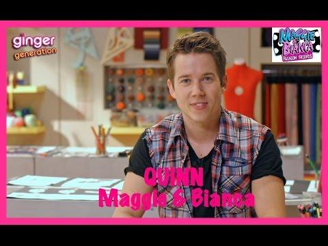 Maggie & Bianca - Fashion Friends: Intervista Quinn