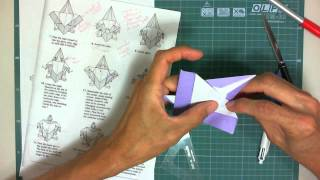 Origami - Tartaruga Marinha (sea Turtle) - Stephen Weiss [com Tutorial]