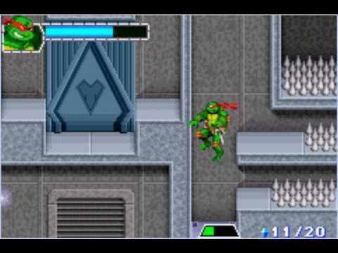 Let's Play Teenage Mutant Ninja Turtles 2 Battle Nexus GBA Part 7