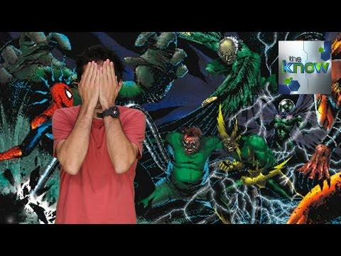 Sinister Six, Amazing Spider-man 3, Pirates Of The Caribbean, & Uncharted Release Dates - The Know video