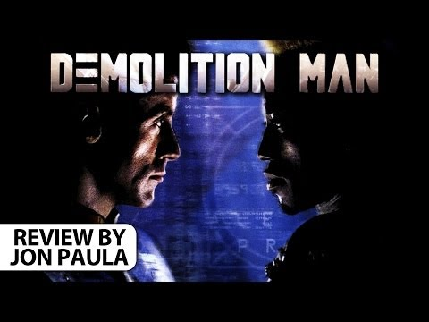 Demolition Man -- Movie Review