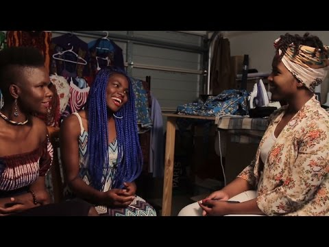 Entrepreneurs of Africa with Manessah Official- Fashion Designers| Ep1S1