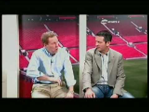 Harry Redknapp tells funny Paolo DiCanio stories