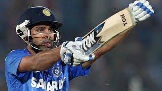 Rohit Sharma Hits Century Against Australia in Perth