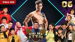 GENIUSES DECIPHER| EP 6 FULL |Le Loc falls for the handsome 7-time world Muay Thai champion