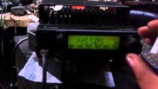 4F1KJA Restored the ICOM IC-2100H