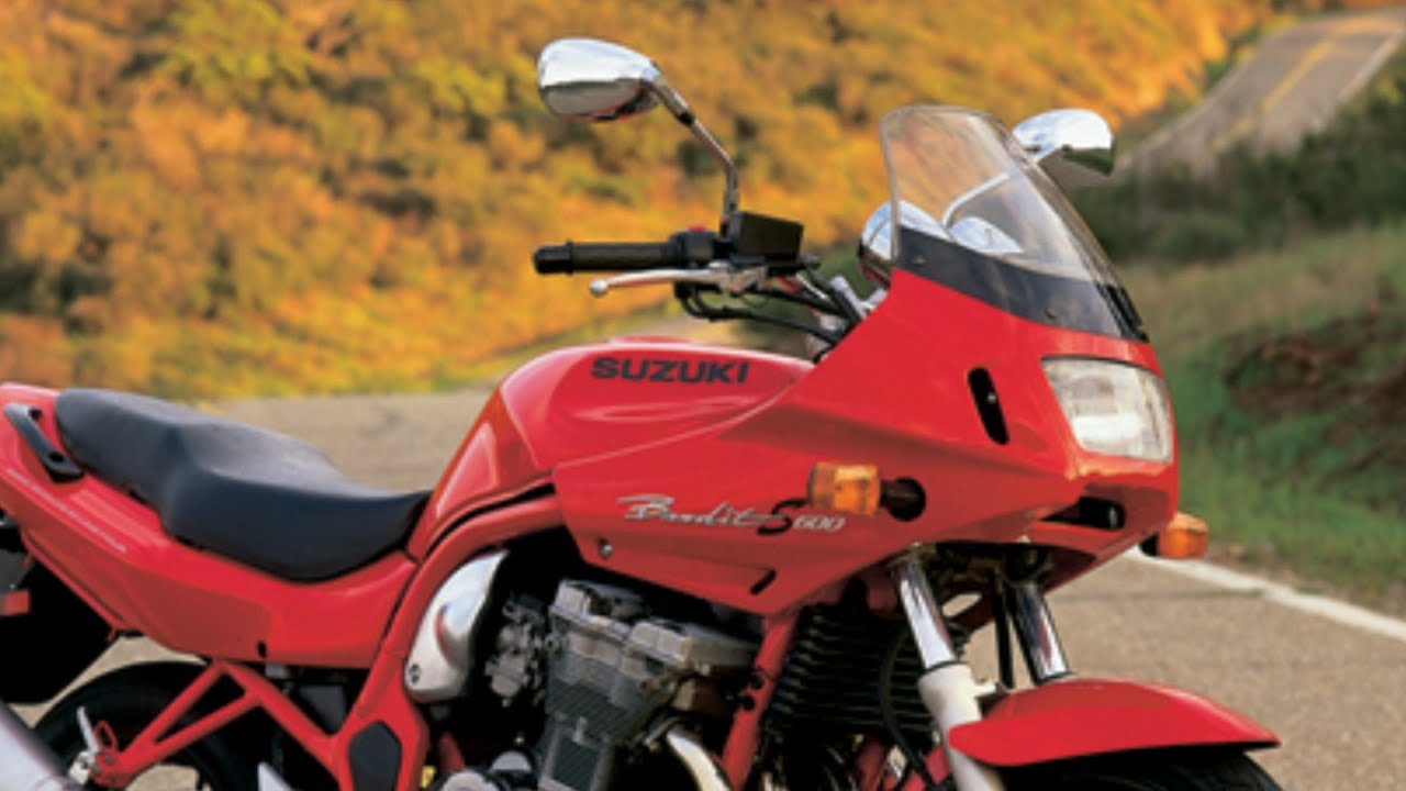 Suzuki Bandit S Service Manual