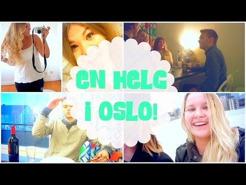 HELGVLOGG → Oslo, party & bästa vänner!