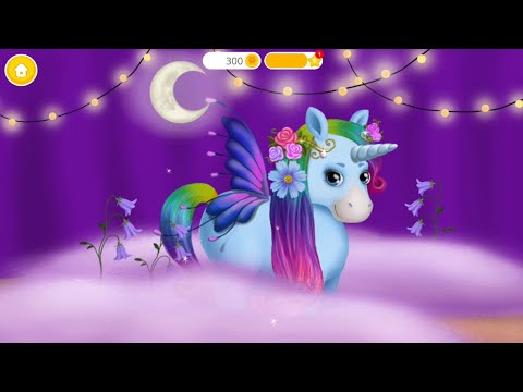 Learn how to take care of your Pets Hair : Cute Kids Game : Pony Sisters Hair Salon 2