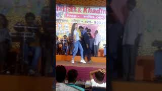 koushani mukherjee (hatkhola janata pathager ) kali pujo 2017