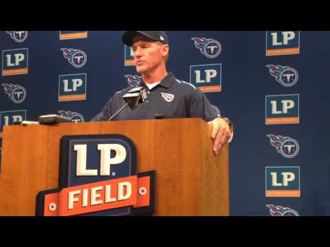 Titans Head Coach Ken Whisenhunt Postgame Interview (10-12-