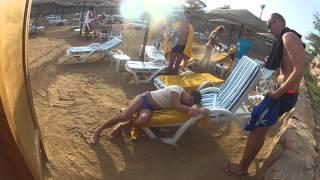 Приколы на пляже в Египте