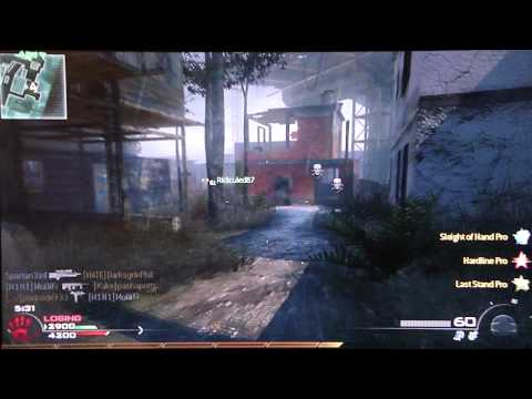 Modern Warfare 2 - Online gameplay 12-1-09 pt5