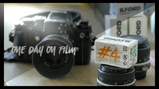 ONE DAY ON FILM #4 | P.O.V Street Photography (Analog)