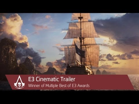 E3 Cinematic Trailer | Assassin's Creed 4 Black Flag [North America] 2013