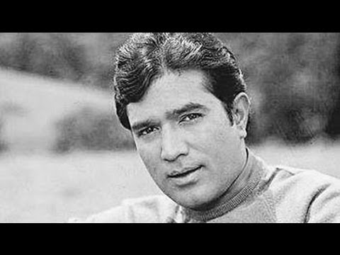 Rajesh Khanna left a recorded message just like in Anand