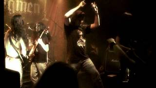THE LAST HANGMEN - ...or forever hold your Peace (live)