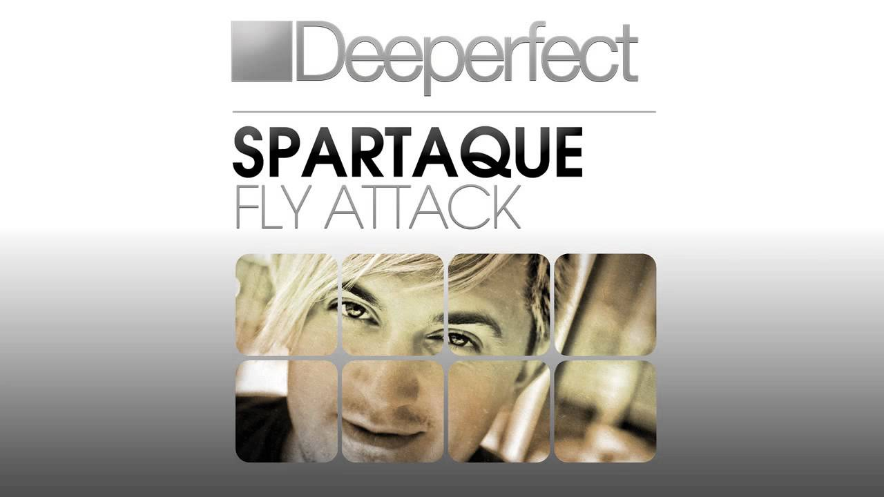 Spartaque - Fly Attack (Lutzenkirchen Remix) [Deeperfect]