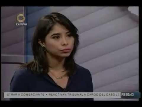 Erly Muñoz Agenda de Desarrollo Post 2015 ONU