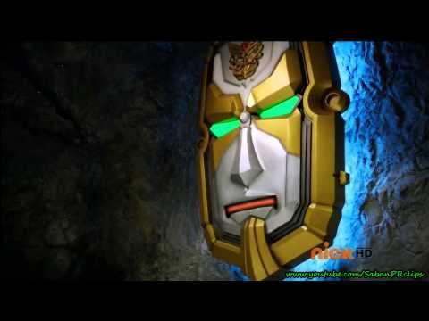 Power Rangers Megaforce - Mega Mission - Cammand Center 2
