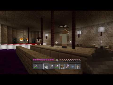 how to make a strip mine in minecraft xbox