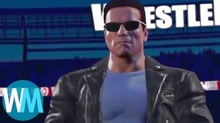 Top 10 Totally WTF Unlockable Characters in Video Games