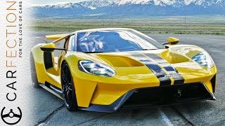 2017 Ford GT: Driven On Track - Carfection