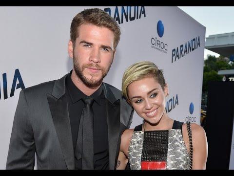 Miley Cyrus & Liam Hemsworth Engaged Again! (UPDATE)
