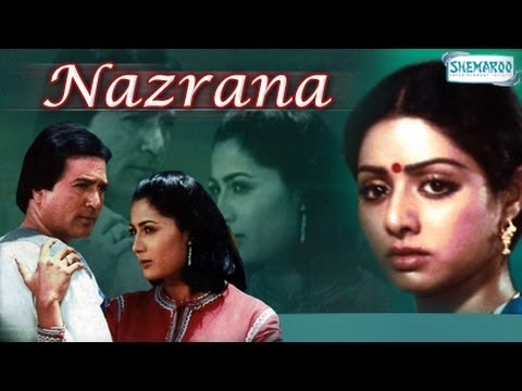 Watch Nazrana - 1987 - Rajesh Khanna - Smita Patil - Sridevi - Full Movie In 15 Mins