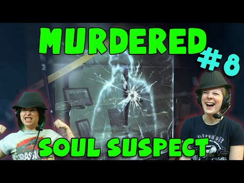 Murdered: Soul Suspect - Ghost Charades (#8) With Hannah & Kim! video
