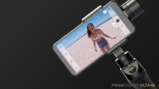 FreeVision Vilta-M Gimbal for Mobile Review