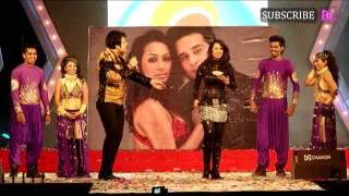 Krushna & Kashmira Shah dance perofrmance at Country Club New Year Bash