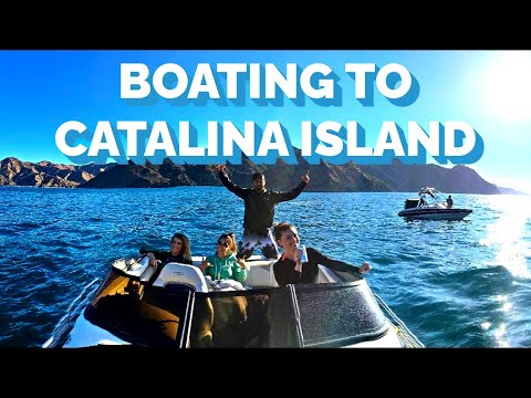 Boating to Catalina Island Weekend Escape