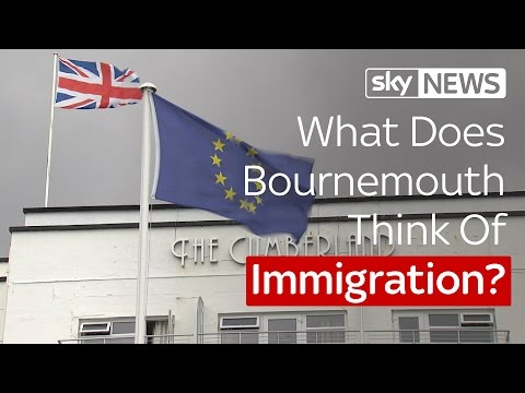 Immigration And The EU Debate