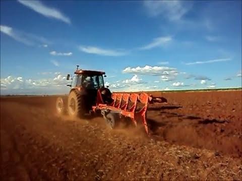 Preparo do solo: Aração