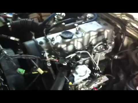 1989 Mazda B2600i Turbo Diesel Swap Youtube