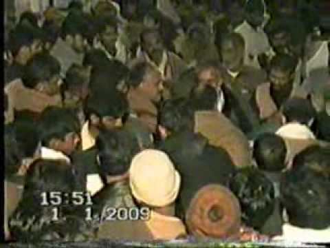 Chakwal party in Chiniot 3 Muharram 2009 Part 2