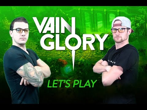 Let's Play Vainglory with Nick |  Epic Kills!
